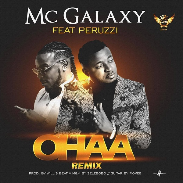 MC Galaxy Ohaa (Remix)