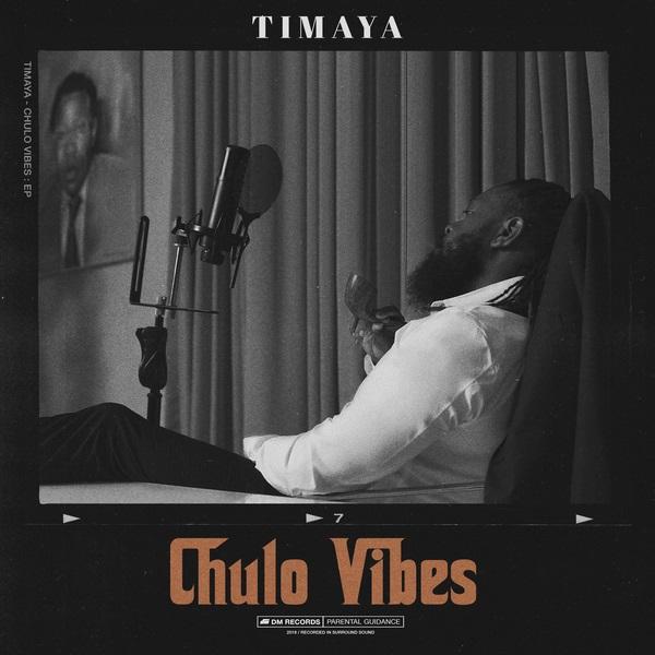Timaya Chulo Vibes The EP Art