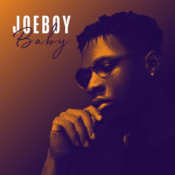 Joeboy Baby Cover Art