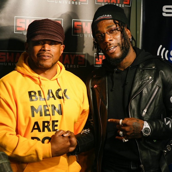 Burna Boy Sway In The Morning (Freestyle)