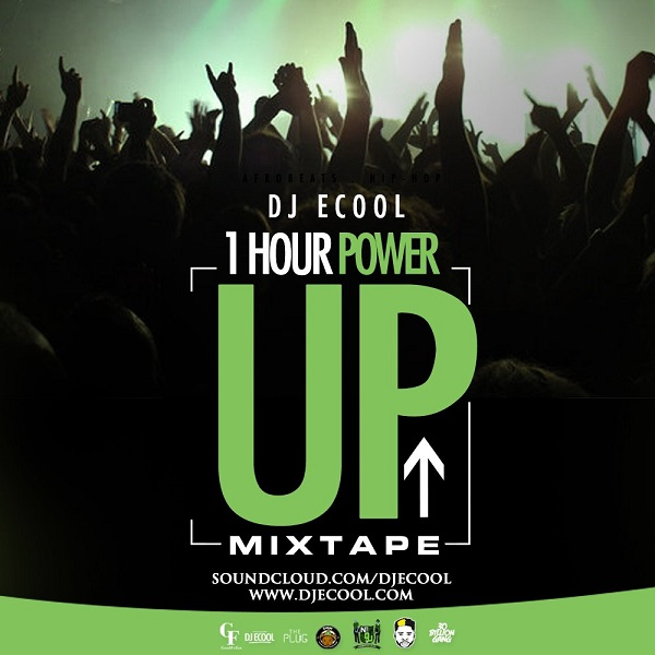 DJ ECool Power Up Mix