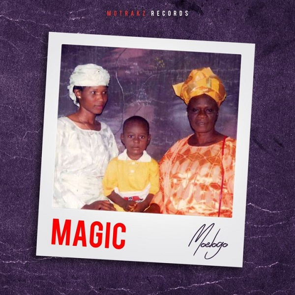 Moelogo Magic EP