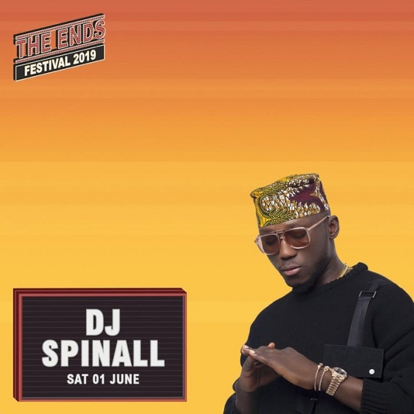 DJ Spinall The Ends Festival 2019