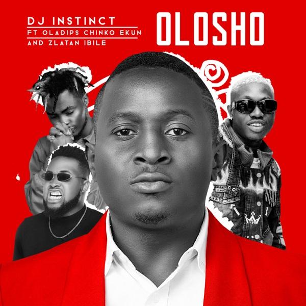 DJ Instinct Olosho