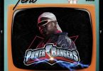 Teni Power Rangers Cover Art