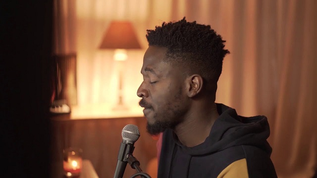 Johnny Drille Brown Skin Girl Cover