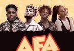 Article Wan – Afa ft. Fameye, Quamina MP, Freda Rhymz