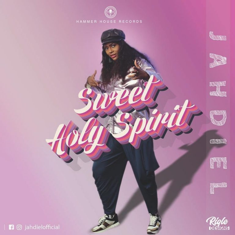Jahdiel – Sweet Holy Spirit