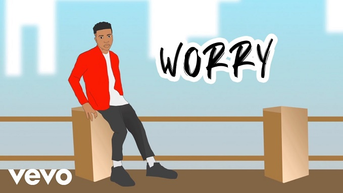 VIDEO: Lyta – Worry (Visualizer)