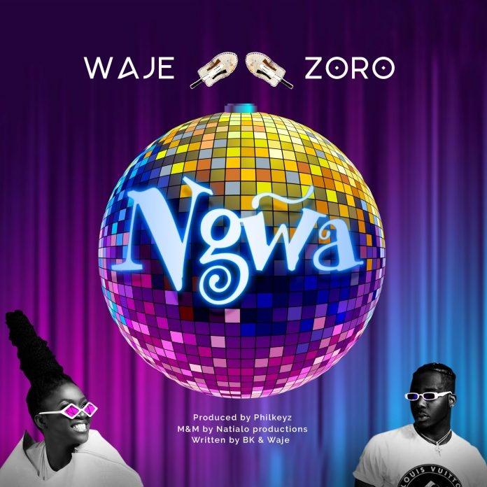 Waje – Ngwa ft. Zoro