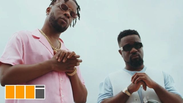 VIDEO: Sarkodie – Feelings Ft. Maleek Berry