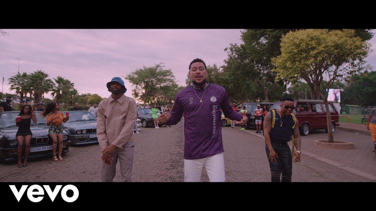 VIDEO: AKA – F.R.E.E ft. DJ Tira, Riky Rick