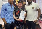 Dr Dolor Entertainment Signs New Artist, Afin Osha