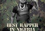 Khaligraph Jones – Best Rapper In Nigeria (Blaqbonez Diss)