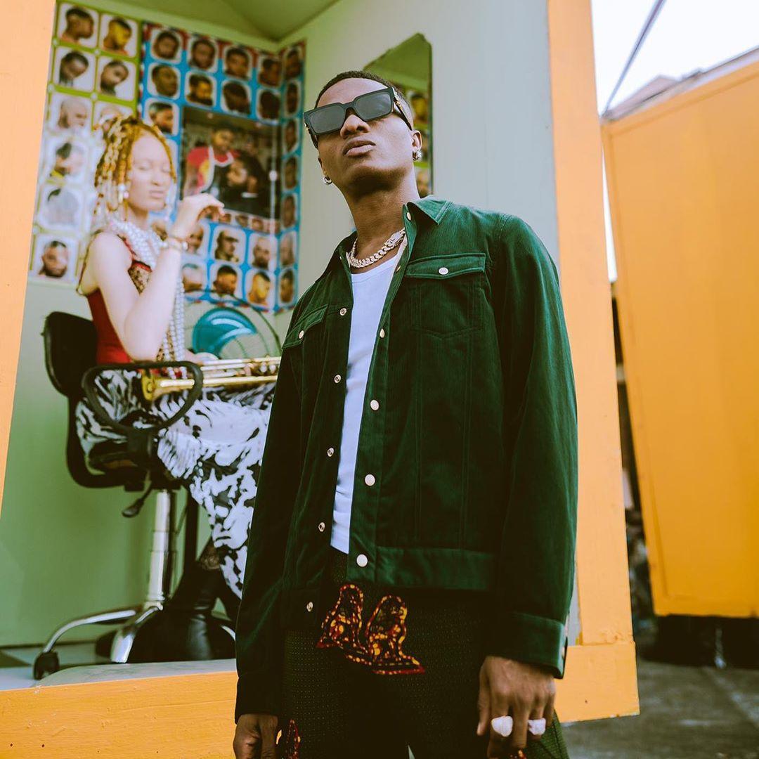 Wizkid announces 'Made In Lagos' Album and Tour 2020