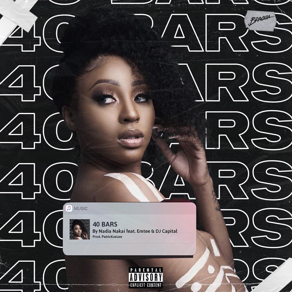 Nadia Nakai – 40 Bars ft. Emtee, DJ Capital