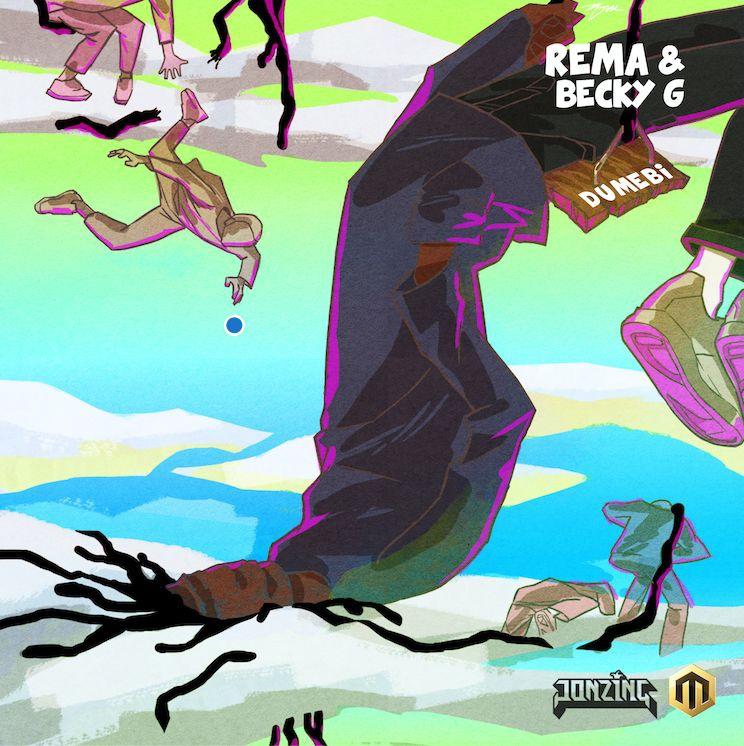 Rema - Dumebi (Remix) ft Becky G
