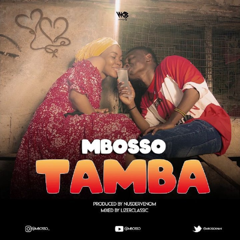 Mbosso – Tamba
