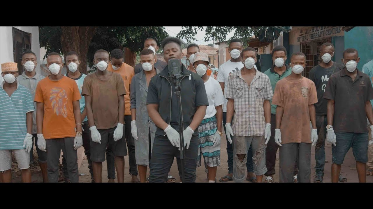 VIDEO: Rayvanny Ft. Magufuli – Corona
