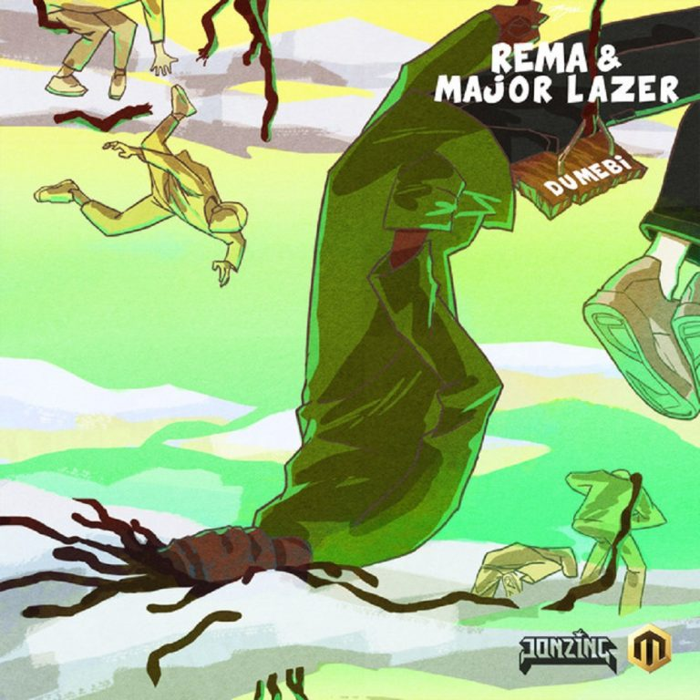 Rema – Dumebi (Remix) ft.Major Lazer