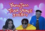 Young Jonn – Let Them Know ft. Tiwa Savage, Joeboy