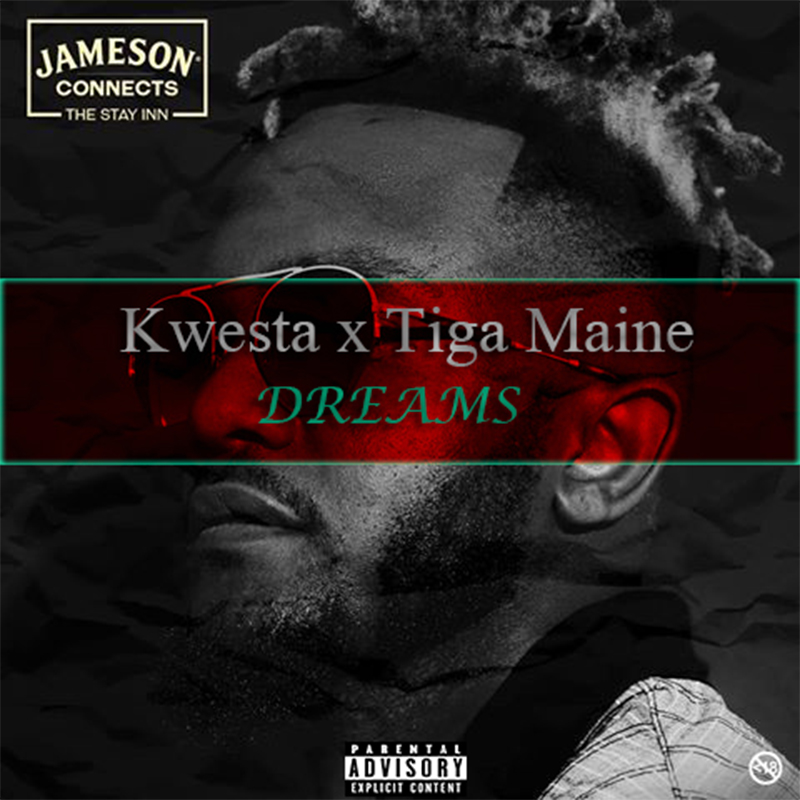 Kwesta – Dreams ft. Tiga Maine