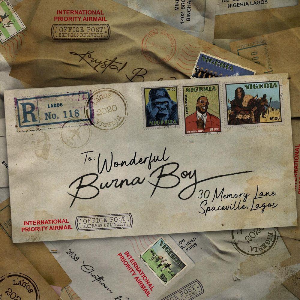 Burna Boy – Be Wonderful