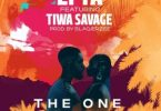 Efya – The One Ft. Tiwa Savage