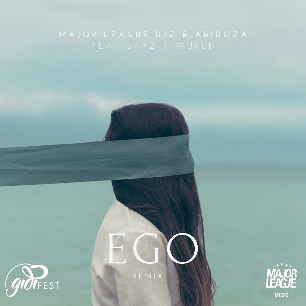 Major League DJz, Abidoza Ego Amapaino Remix