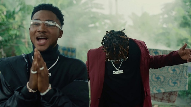 VIDEO: Martinsfeelz ft. Zlatan – Unstoppable (Remix)