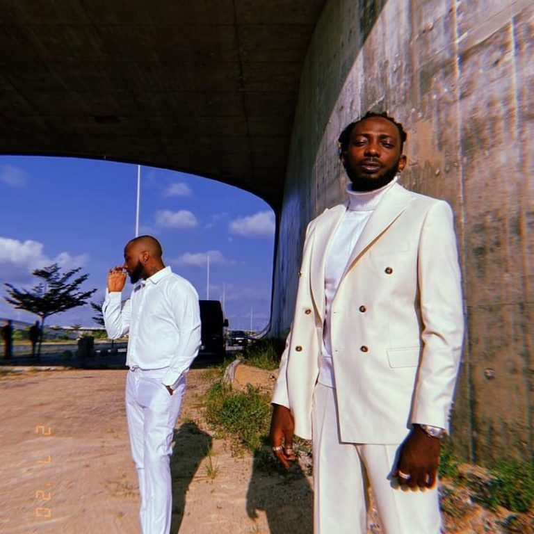 Davido signs May D to his DMW record label