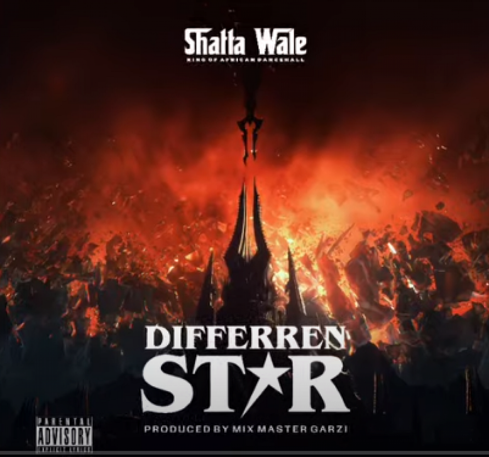 Shatta Wale Different Star