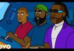 VIDEO: Show Dem Camp – True Story ft. Burna Boy (Visualizer)