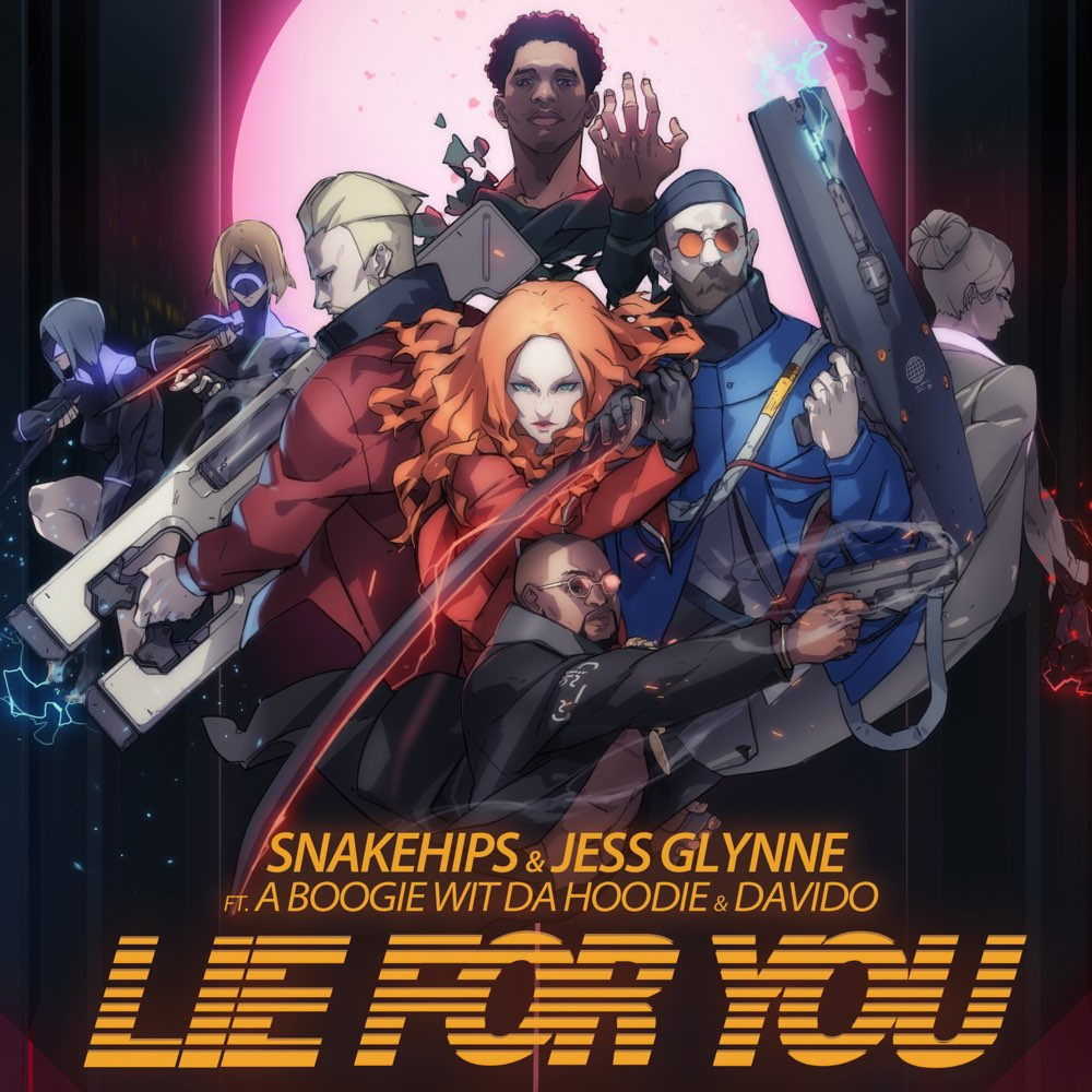 Snakehips & Jess Glynne – Lie For You ft. Davido, A Boogie wit da Hoodie