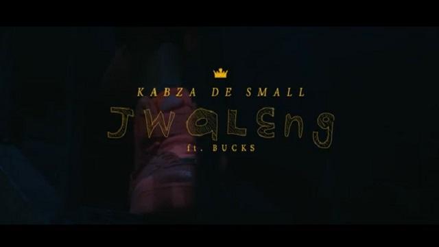 VIDEO: Kabza De Small – Jwaleng ft. Buckz