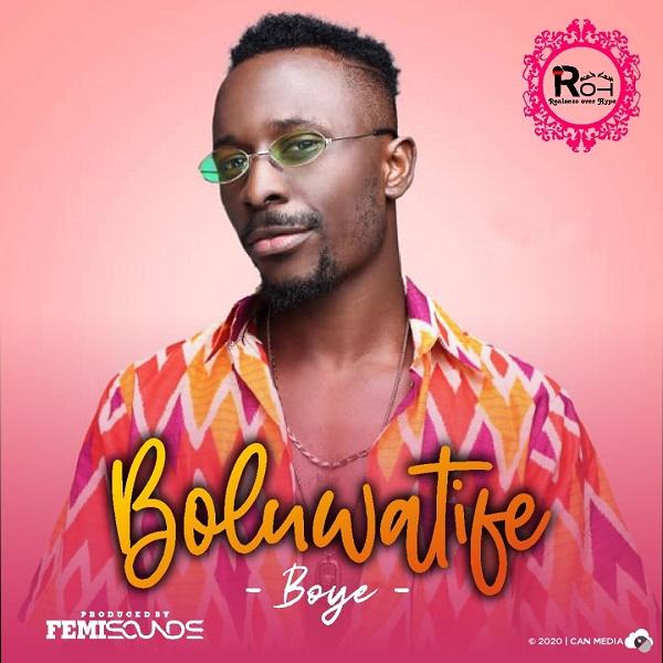 Boye – Boluwatife