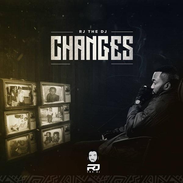 Rj The DJ – Changes Album