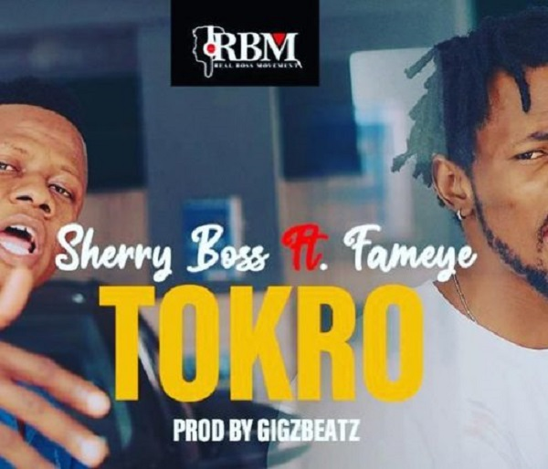 Sherry Boss – Tokro ft. Fameye