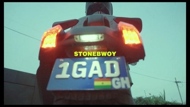 VIDEO: Stonebwoy – Blaze Dem (Freestyle)