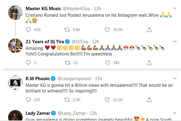 master kg reactions