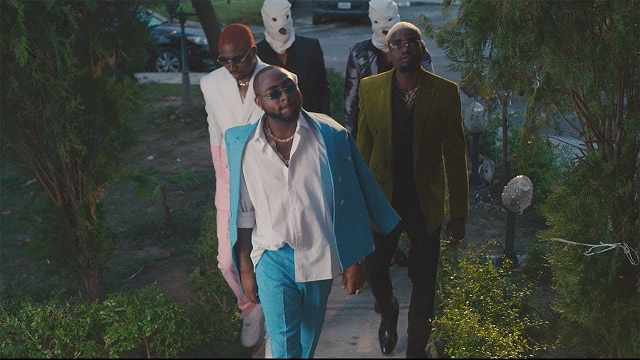 VIDEO: Ajebo Hustlers – Barawo (Remix) ft. Davido