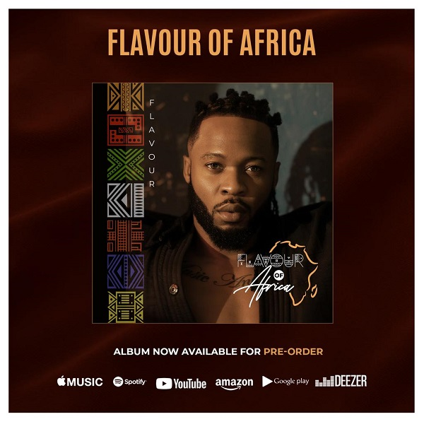 Flavour to release 'Flavour of Africa' album in December