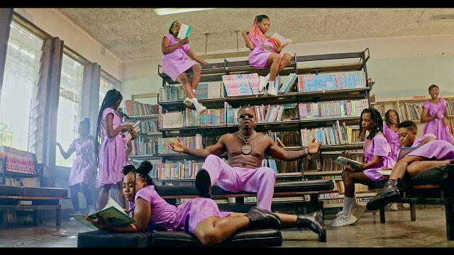 VIDEO: Harmonize – Ushamba