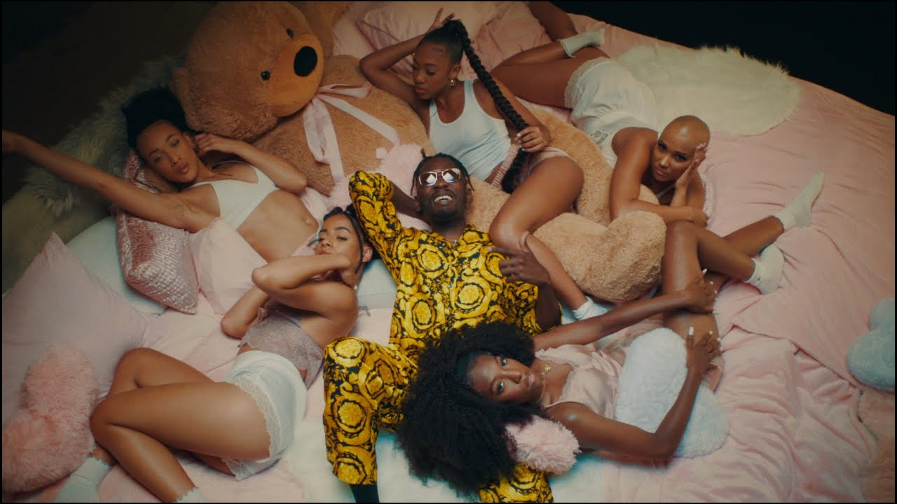 VIDEO: Mr Eazi – Lento ft. J Balvin