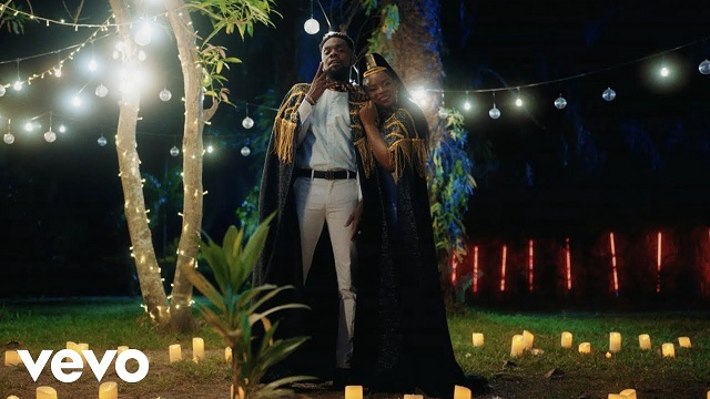 Patoranking – Mon Bébé ft. Flavour (Video)