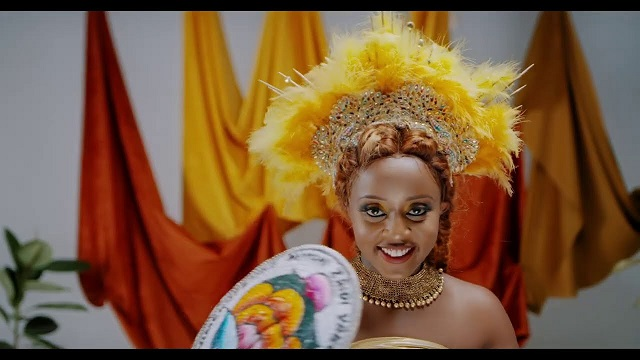 Nadia Mukami – Kolo ft. Otile Brown (Video)