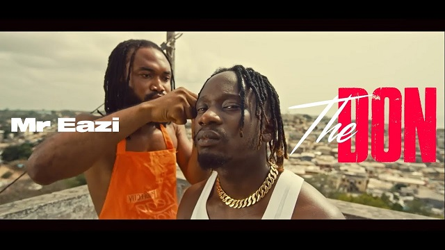 Mr Eazi The Don Video