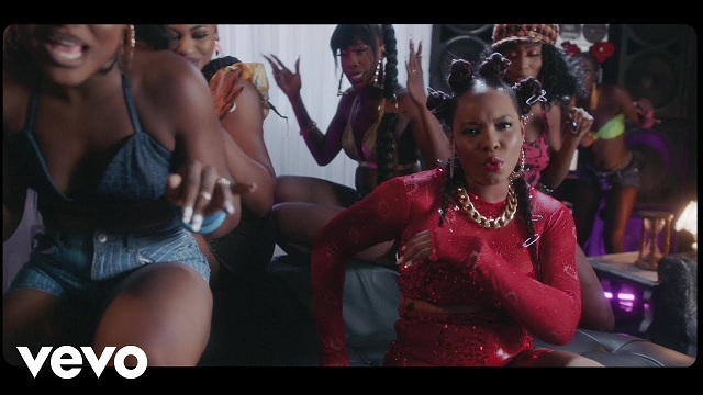 Yemi Alade Temptation Video