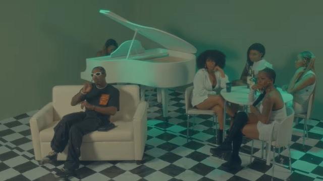 BOJ – Money and Laughter ft. Zamir, Amaarae (Video)