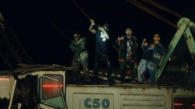 DJ Tarico & Burna Boy – Yaba Buluku (Remix) ft. Preck, Nelson Tivane [Video]